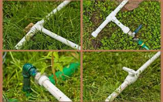Трубы для дачного водопровода