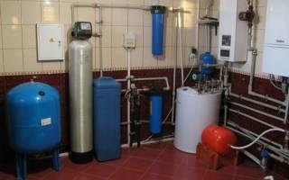 Водоочистительные системы для дома