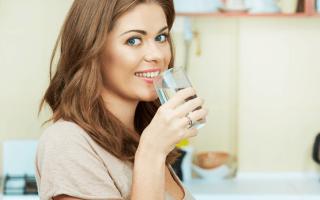 Фильтр для воды питьевой
