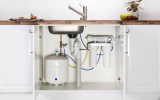 Какой фильтр для воды выбрать под мойку