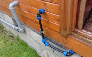 Какие трубы лучше для водопровода на даче