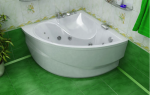 Виды акриловых ванн