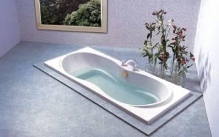 Какая акриловая ванна лучше