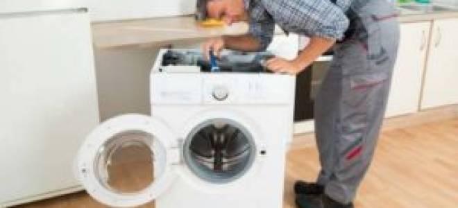 Стиральная машина индезит не сливает воду