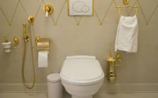 Как выбрать гигиенический душ