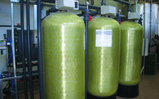 Промышленные фильтры для воды грубой очистки