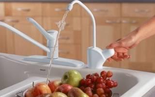 Проточные фильтры для воды в частный дом