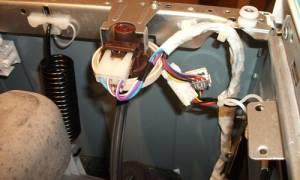 Как проверить прессостат стиральной машины