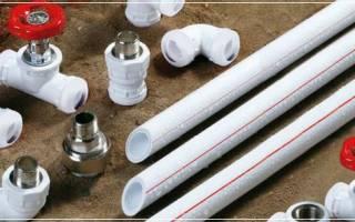 Правила монтажа полипропиленовых труб