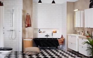 Выбрать смеситель для ванной